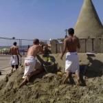 Den Haag Festival delle Sculture di Sabbia