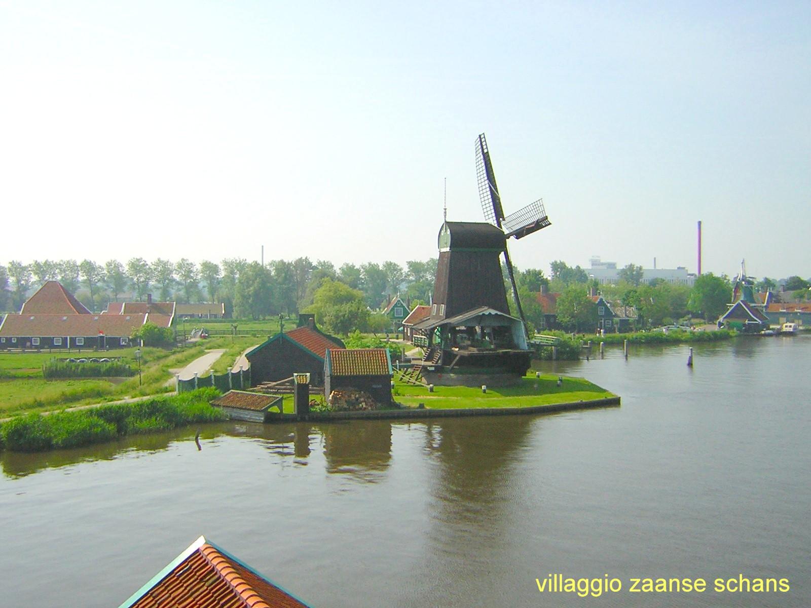 Olanda. La Giornata nazionale dei Mulini a Vento