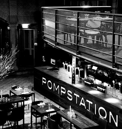 Amsterdam Pompstation