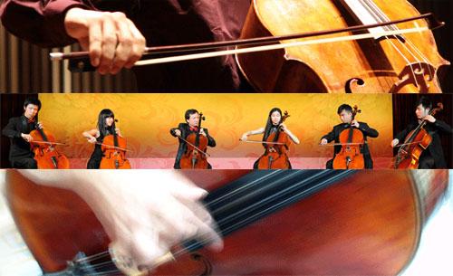 L'Amsterdamse Cello Biënnale
