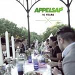 Il 10° anniversario dell'Appelsap
