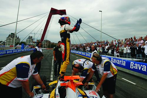 Bavaria City Racing, Rotterdam