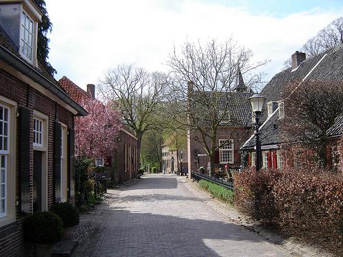 Bronkhorst, la Città più piccola d'Olanda