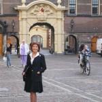 Cristina a Den Haag