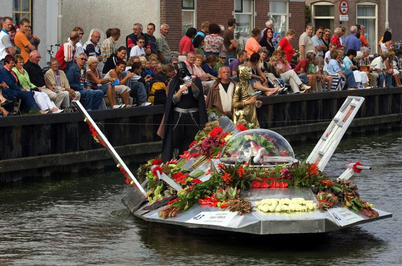 Gli eventi floreali in Olanda ad Agosto e Settembre