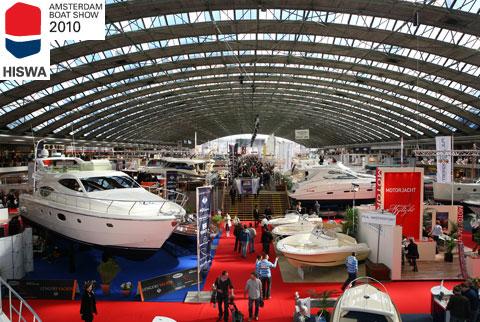 Hiswa Amsterdam Boat Show 2010