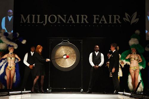 Il Millionaire Fair, la fiera del lusso più sfrenato