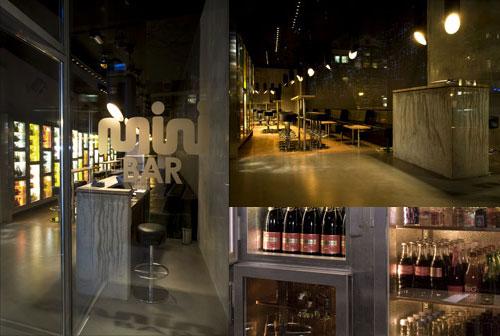 MiNiBAR, il nuovo locale ad Amsterdam