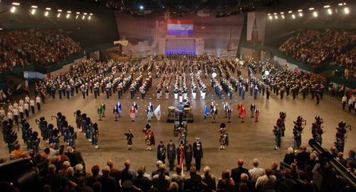 La National Tattoo - Ahoy Rotterdam