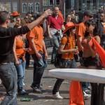 Olandesi in Arancione. Festa Regina 09