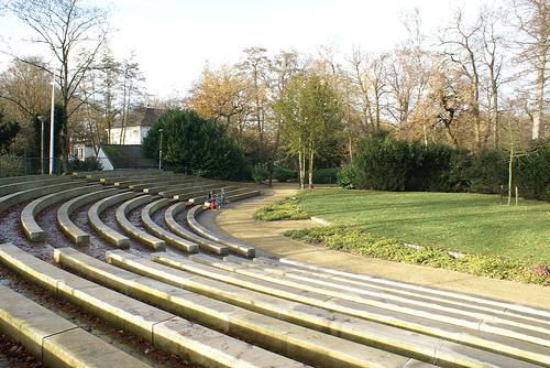 Amsterdam Vondelpark Openluchttheater, il Teatro nel Parco