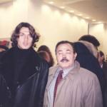 Paolo Maldini e Domenico La Sala