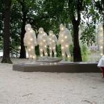 Sculture a Den Haag (L'Aia)