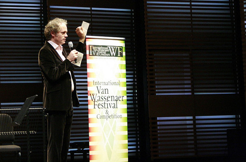 International Van Wassenaer Competition & Festival