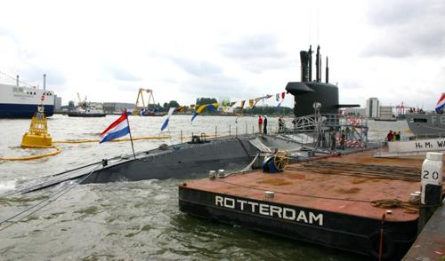 Rotterdam, il Porto
