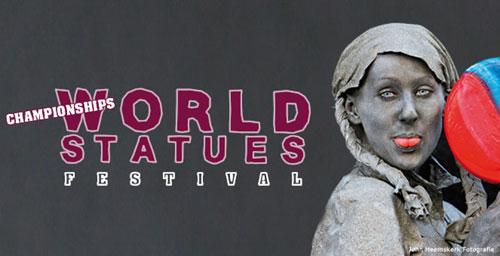 Il Campionato Mondiale di Statue Viventi