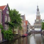 Alkmaar, i Canali