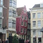 L'Inclinazione delle Case di Amsterdam