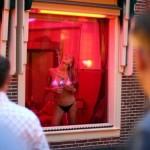 Prostituta in Vetrina