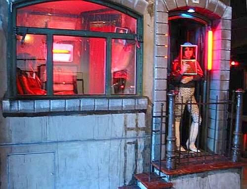 Il Quartiere  sexy di Amsterdam di Nancy Kienholz