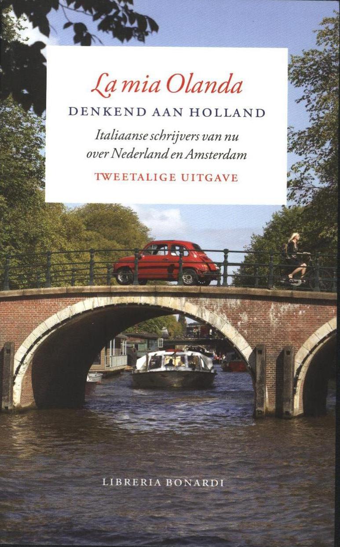Copertina Libro La mia Olanda
