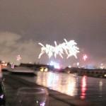 Amsterdam, i Fuochi d'Artificio