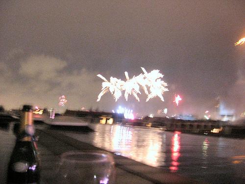 Amsterdam, i Fuochi di Artificio
