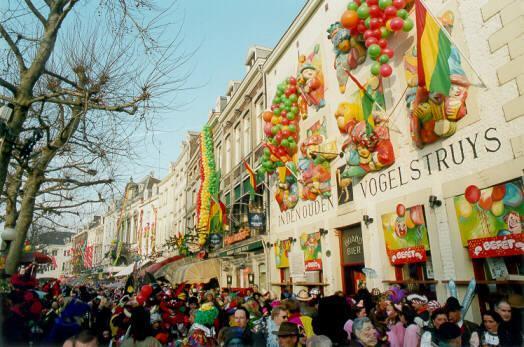 Il Carnevale in Olanda a Maastricht