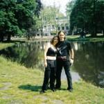 Amsterdam, Giorgio e Ragazza