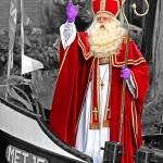 Sinterklaas. il Babbo Natale olandese