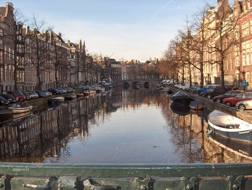 Amsterdam, i Canali