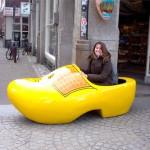 Amsterdam, Silvia in uno Zoccolo
