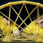 Ponti di Spaghetti, la Gara
