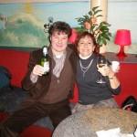 Cristina ad Amsterdam Dicembre 08