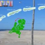 Wadden Isole, la Mappa