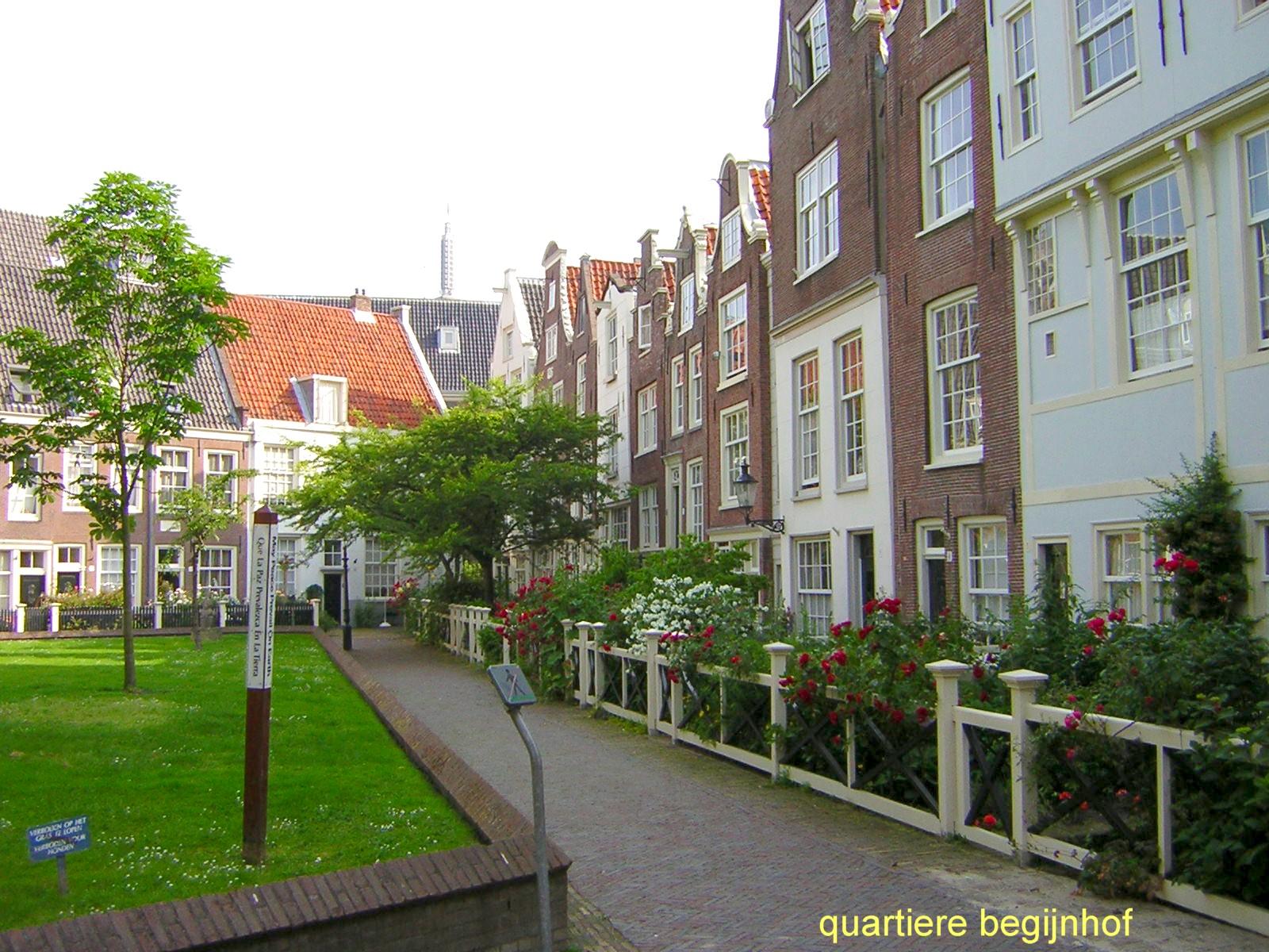 Amsterdam Begijnhof, l'oasi di pace delle Beghine