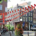 Amsterdam in Festa. Michela racconta
