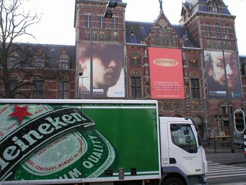 Amsterdam, la Stazione Centrale