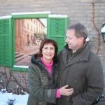 Cristina e Hans a Eindhoven Neve Gen 09