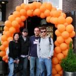 Amsterdam Aprile 2007, Save e Amici