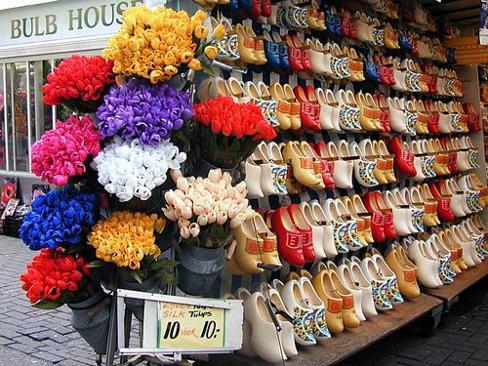 Amsterdam, i Mercati degli Zoccoli