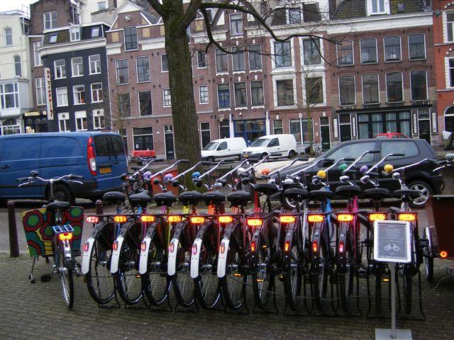 Amsterdam una bella gita e la mostra di van gogh blogolanda for Affitto bici amsterdam