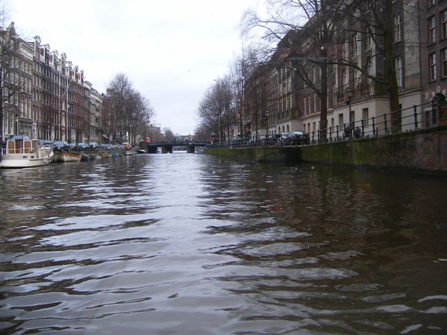 amsterdam canale ponti