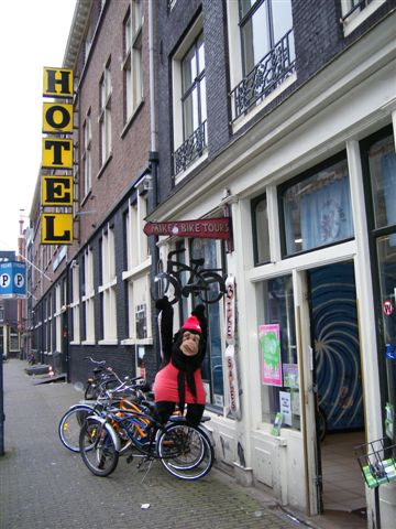 amsterdam mikes bike tour