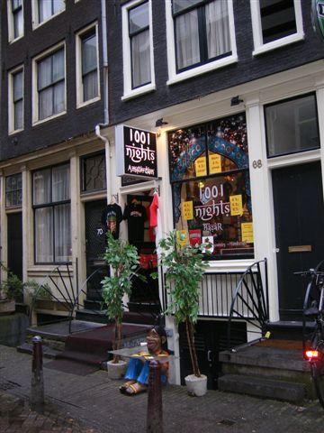 amsterdam 1001 nights