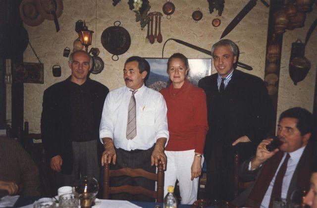 Arrigo Sacchi e Roberto Bettega